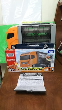 トミカ工場リモートコントロールキャリアカー  〔ジヤンク〕