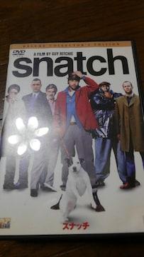 DVDソフト スナッチ デラックスコレクターズエディション