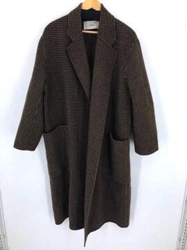 TODAYFUL(トゥデイフル)Over Check Coat オーバーチェックコートコート