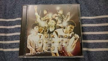 TOKIO「sugar」初回DVD付