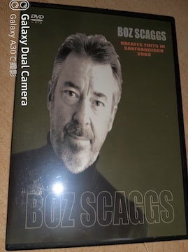 [DVD] BOZ SCAGGS ボズスキャッグス サンフランシスコ ライヴ