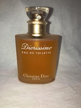 クリスチャンディオール ディオリッシモ EDT 香水 50ml 未使用?