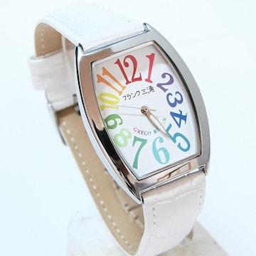 フランク三浦 腕時計 FM00K-CRW