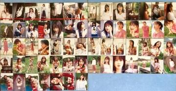 グラビア タレント 木内晶子 カード 63枚 セット トレカ