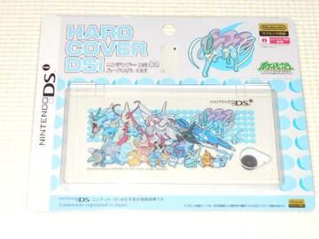 DS★ポケットモンスター ダイヤモンド&パール みず ハードカバー