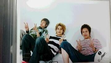 *大倉☆丸山☆錦戸★Jr.時代の公式ショップ写真1枚♪
