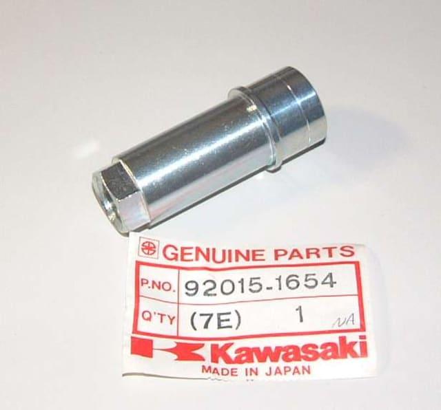 カワサキ KX125-E KX250-E KX500-C FR.アクスルナット 絶版 < 自動車/バイク