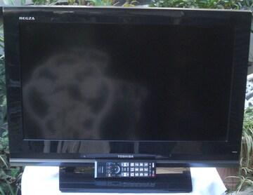 東芝/26A9000:26型デジタルテレビ中古完動リモ付2009年1220