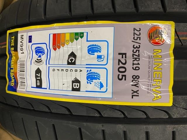 7071561)激安ロクサ-ニテンペスト8J9J新品タイヤ4本セット225/35ZR19送料無料 < 自動車/バイク