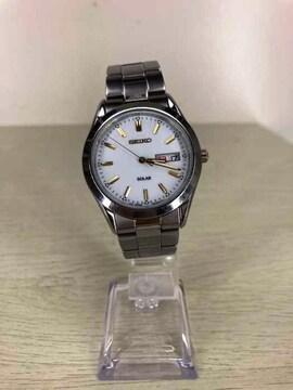 SEIKO(セイコー)スピリット ソーラークオーツ 腕時計クオーツ腕時計
