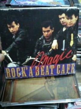 MAGIC/ROCK'ABEAT CAFEロカビリークリームソーダピンクドラゴンジャパロカマジック