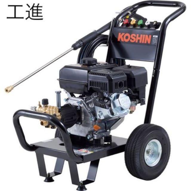 新品 【工進】エンジン高圧洗浄機 JCE-1408UDX 29818  < ペット/手芸/園芸の