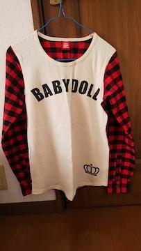 BABYDOLL☆Tシャツ(^_^)ノ