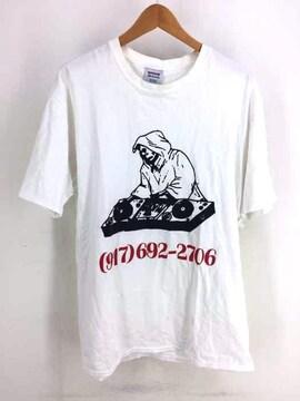 KNOW WAVE(ノーウェーブ)917 T-Shirt プリント クルーネックTシャツクルーネックTシャツ