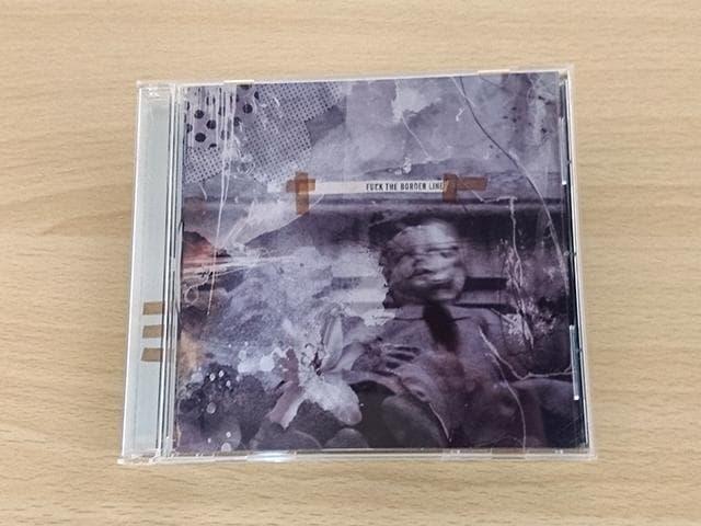 CD「FUCK THE BORDER LINE」黒夢トリュビュート カスケード他●  < タレントグッズの