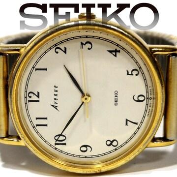 良品 SEIKO セイコー【AVENEW】アヴェニュー アンティーク腕時計