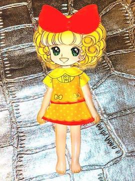 はずんでリボンちゃん きせかえ 人形 いがらしゆみこ 昭和レトロ