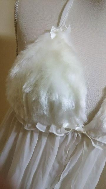 部屋着M・Lホワイト一律180円 < 女性ファッションの