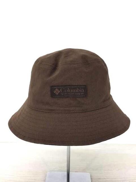 Columbia(コロンビア)ユニセックス リアルツリーカモ柄 バケットハットハット帽子 < 女性ファッションの