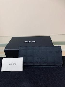 ◆ 正規品 ◆ 超美品 ◆ シャネル CHANEL ニュートラベル 長財布