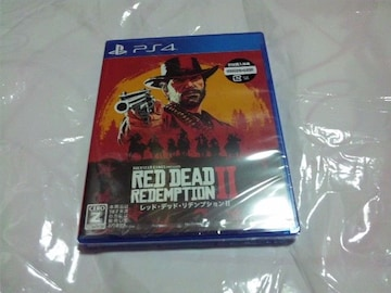 【新品PS4】レッド・デッド・リデンプション2