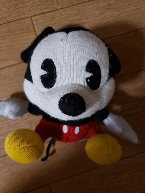 ミッキーマウス ぬいぐるみ 中古  < おもちゃの