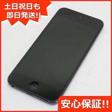 ●安心保証●新品同様●iPod touch 第6世代 16GB スペースグレイ