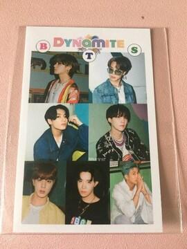 BTS☆DYNAMITE☆カード