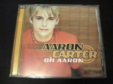 アーロン・カーターCD Oh Aaron