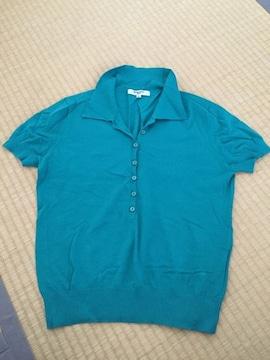 今季、綺麗色シャツ。スキッパー