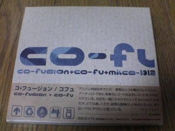コ・フュージョンCD Co-fusion 廃盤