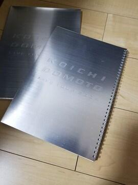 堂本光一 2004 ライブツアーパンフ