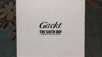Gackt(ガクト) THE SIXTH DAY シングルコレクション ベスト