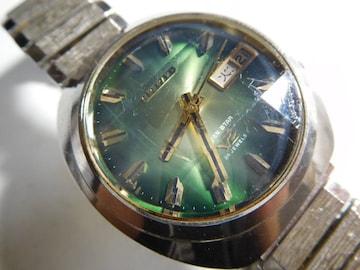 シチズンの腕時計 自動巻き 稼動品!。