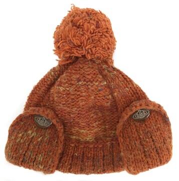 新品同様ヴィヴィアンウエストウッド帽子ニット帽ボンホ