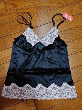 新品★「ロリアンミル」sexyキャミソール =M= 定価3000円