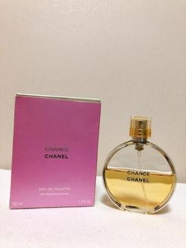 CHANEL シャネル CHANCE チャンス EDT 香水 50ml