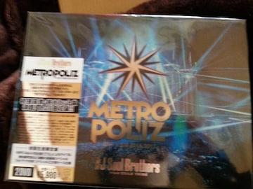 三代目JSoulBrothers METRO POLIZ 2DVD 初回盤