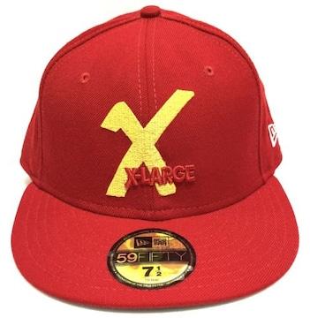 XLARGE×NEWERA エクストララージ コラボキャップ マック