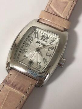 T137 フォリフォリ 腕時計 クォーツ カレンダー