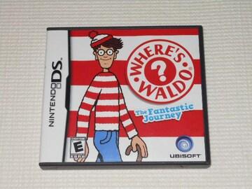 DS★WHERE'S WALDO The Fantastic Journey 海外版