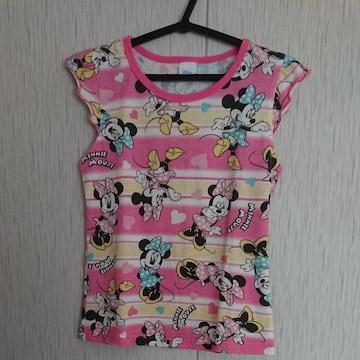 ミニーマウスのノースリーブ☆size120
