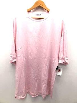 LAD MUSICIAN(ラッドミュージシャン)SUPER BIG T-SHIRTクルーネックTシャツ