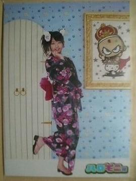 ハロモニ@番組限定 浴衣写真・2L判1枚 2008.7/ジュンジュン