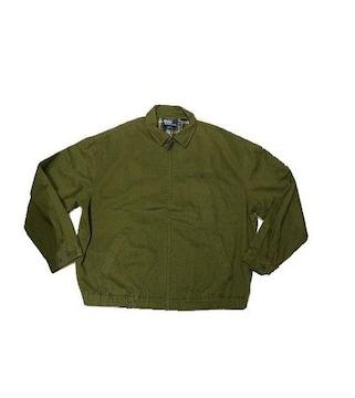セール新品PoloRalphLaurenポロラルフローレン★カーキブルゾン★ジャケット2XL