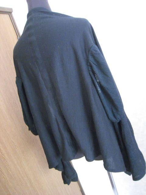 エー・ティー/A.T☆黒半袖カーデ < ブランドの