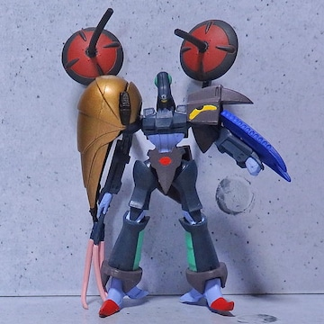 ☆アトール�X・マクトミンビルド(重戦機エルガイム)