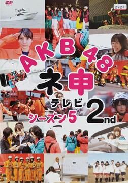 中古DVDAKB48 ネ申テレビ シーズン5   2nd