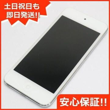 ●安心保証●美品●iPod touch 第5世代 64GB ホワイト●