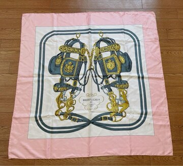 K051 BRIDES de GALA エルメス HERMES スカーフ
